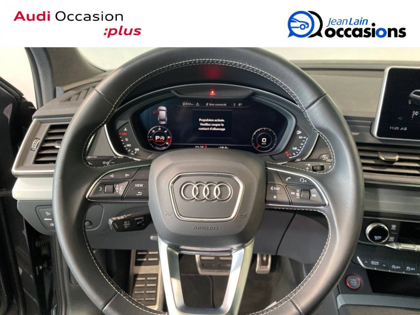 AUDI SQ5 SQ5 3.0 V6 TDI 347 Tiptronic 8 Quattro 27/04/2020                                                      en vente à Seynod - Image n°12