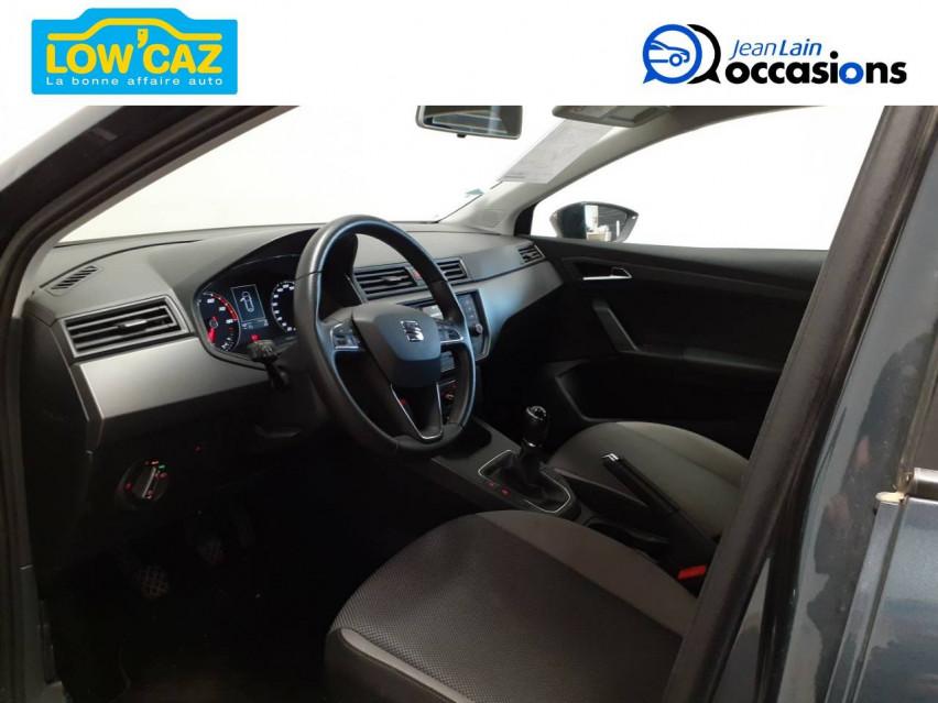 SEAT IBIZA Ibiza 1.0 80 ch S/S BVM5 Style 05/02/2019                                                      en vente à Sassenage - Image n°11