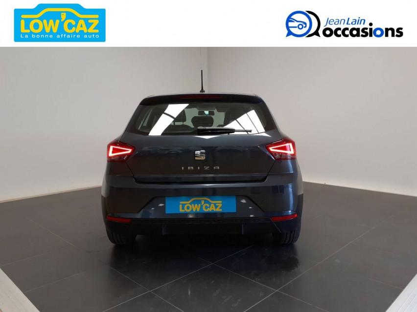SEAT IBIZA Ibiza 1.0 80 ch S/S BVM5 Style 05/02/2019                                                      en vente à Sassenage - Image n°6