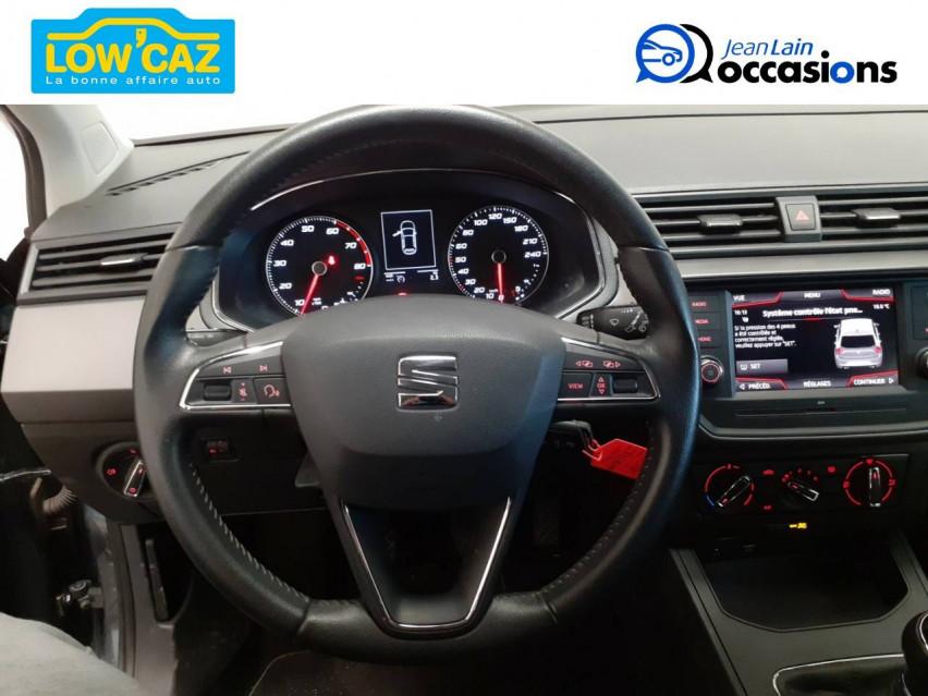 SEAT IBIZA Ibiza 1.0 80 ch S/S BVM5 Style 05/02/2019                                                      en vente à Sassenage - Image n°12