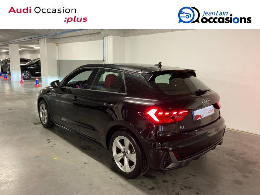 AUDI A1 SPORTBACK A1 Sportback 30 TFSI 116 ch S tronic 7 S line 24/11/2020                                                      en vente à Cessy - Image n°7