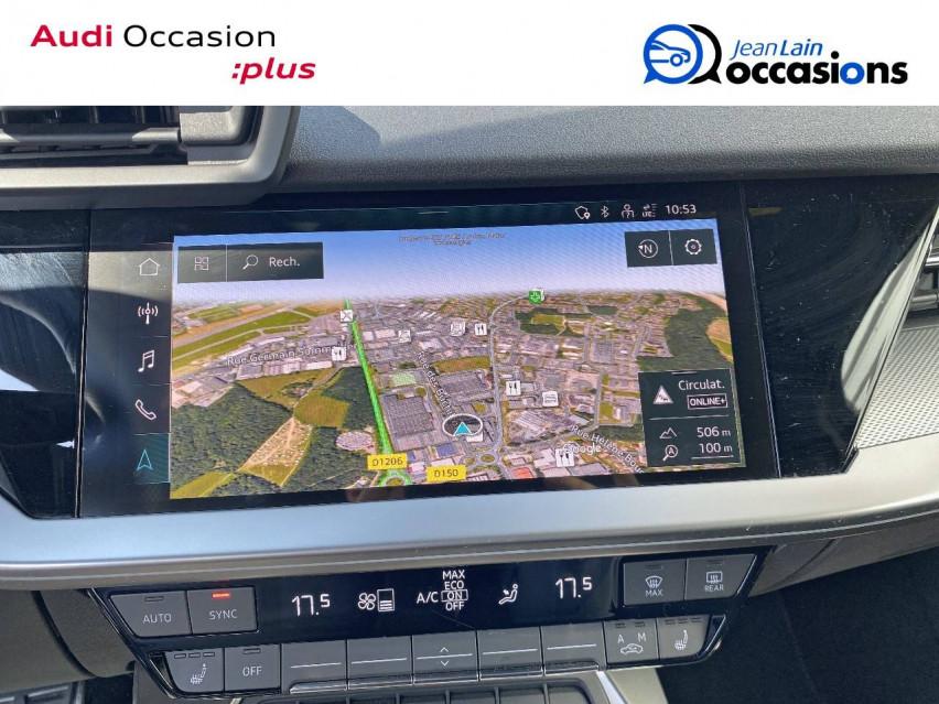 AUDI A3 SPORTBACK A3 Sportback 35 TDI 150 S tronic 7 S Line 30/10/2020                                                      en vente à Ville-la-Grand - Image n°15