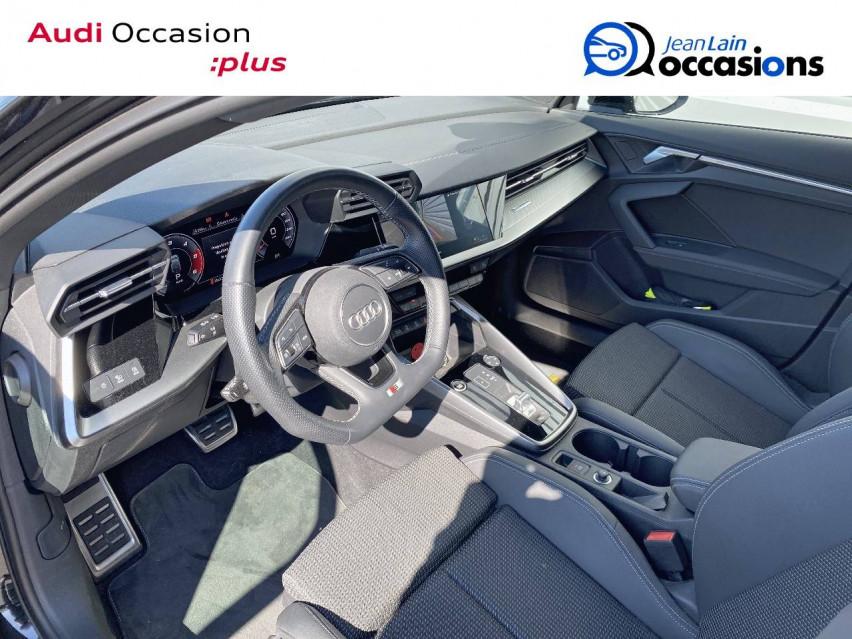 AUDI A3 SPORTBACK A3 Sportback 35 TDI 150 S tronic 7 S Line 30/10/2020                                                      en vente à Ville-la-Grand - Image n°11