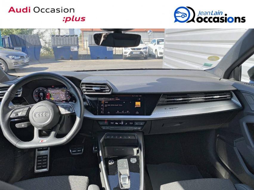 AUDI A3 SPORTBACK A3 Sportback 35 TDI 150 S tronic 7 S Line 30/10/2020                                                      en vente à Ville-la-Grand - Image n°18