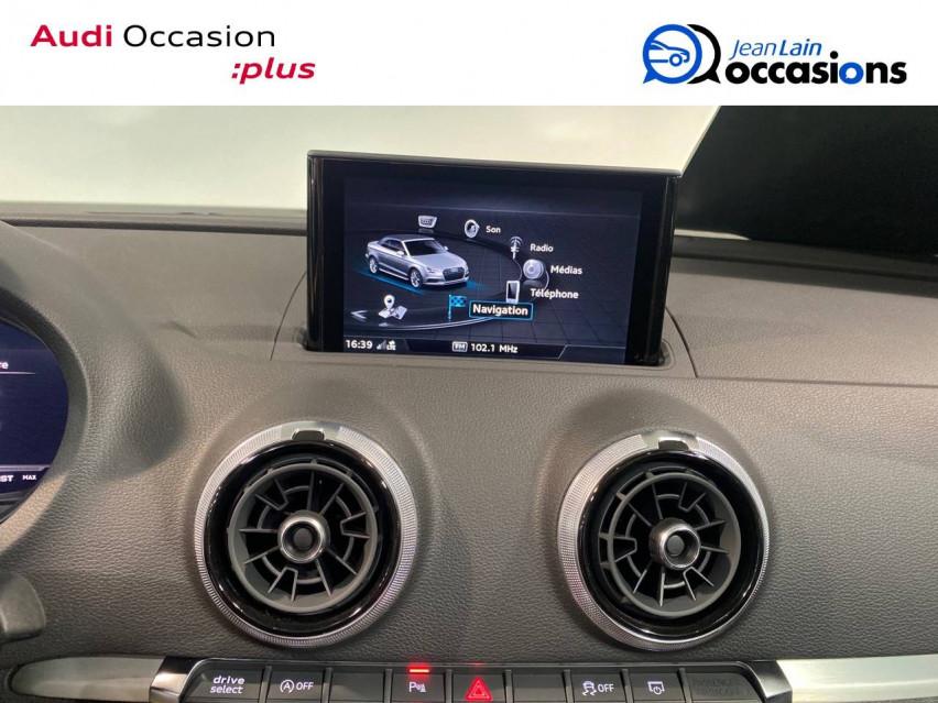 AUDI S3 CABRIOLET S3 Cabriolet TFSI 300 ch S tronic 7 Quattro 13/04/2019                                                      en vente à Seynod - Image n°15