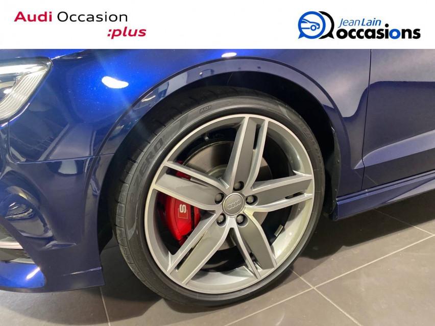 AUDI S3 CABRIOLET S3 Cabriolet TFSI 300 ch S tronic 7 Quattro 13/04/2019                                                      en vente à Seynod - Image n°9