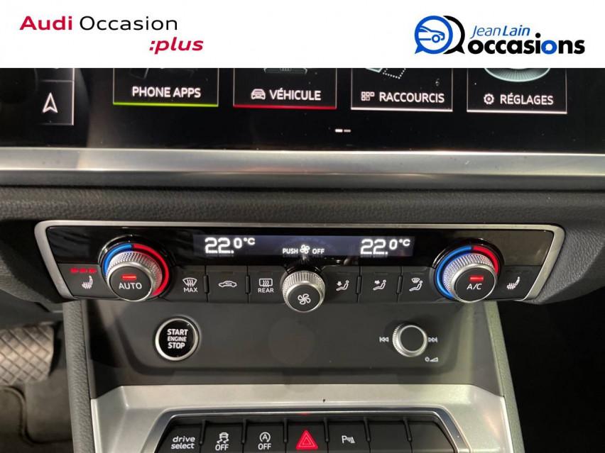 AUDI Q3 Q3 35 TDI 150 ch S tronic 7 25/09/2020                                                      en vente à Seynod - Image n°14