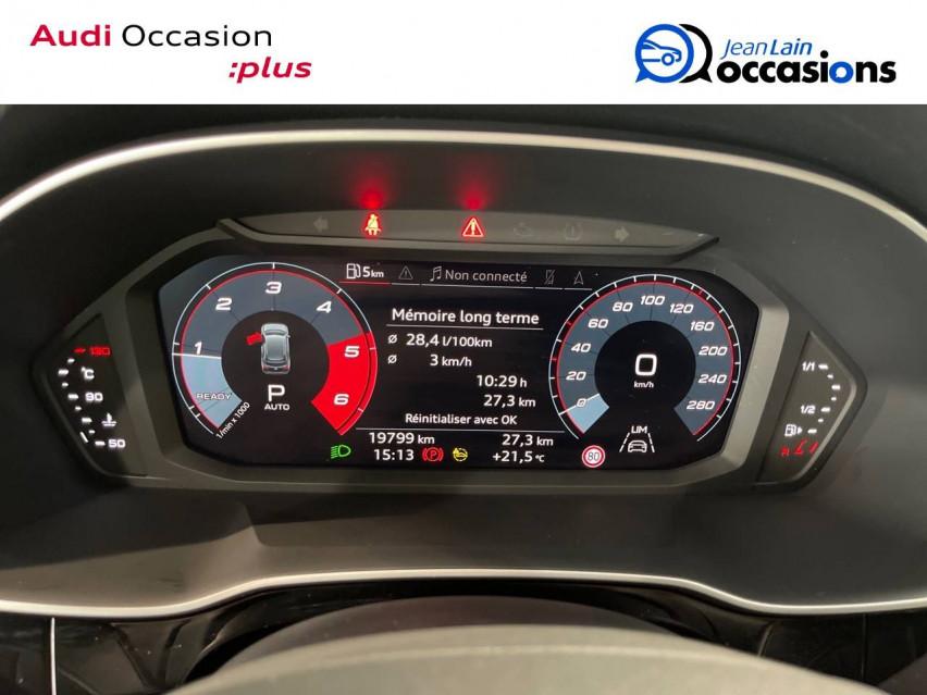 AUDI Q3 Q3 35 TDI 150 ch S tronic 7 25/09/2020                                                      en vente à Seynod - Image n°15