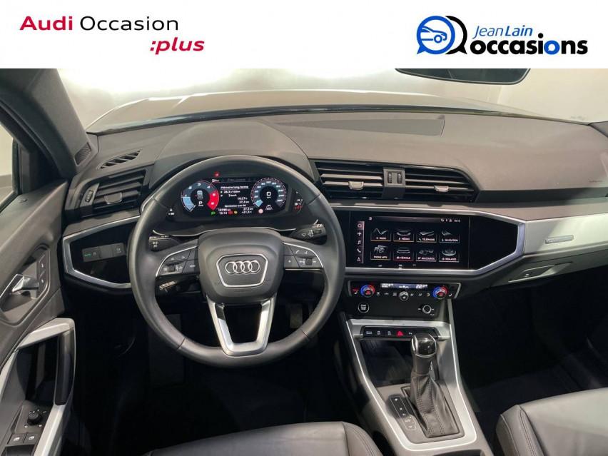 AUDI Q3 Q3 35 TDI 150 ch S tronic 7 25/09/2020                                                      en vente à Seynod - Image n°11