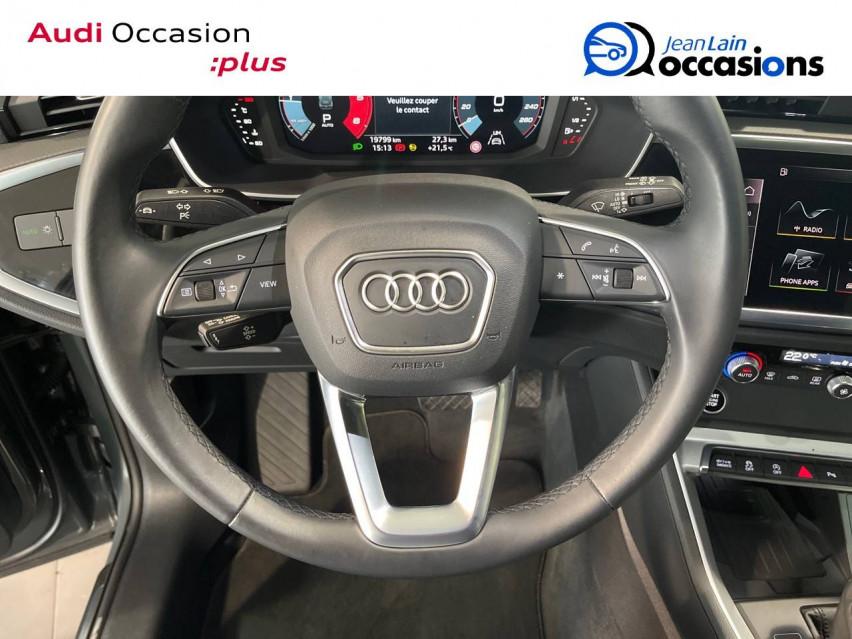 AUDI Q3 Q3 35 TDI 150 ch S tronic 7 25/09/2020                                                      en vente à Seynod - Image n°12