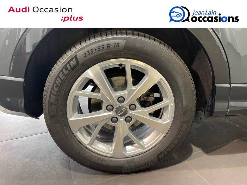 AUDI Q3 Q3 35 TDI 150 ch S tronic 7 25/09/2020                                                      en vente à Seynod - Image n°9