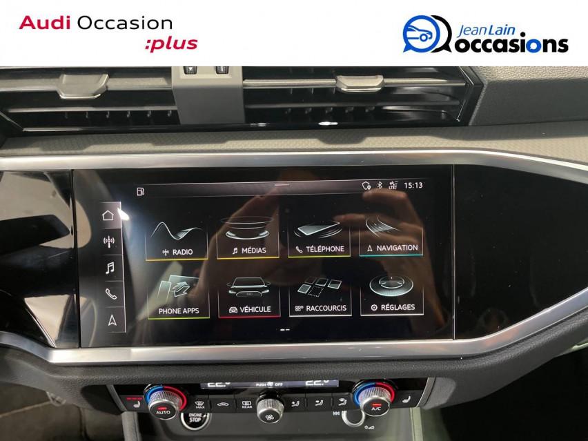 AUDI Q3 Q3 35 TDI 150 ch S tronic 7 25/09/2020                                                      en vente à Seynod - Image n°16