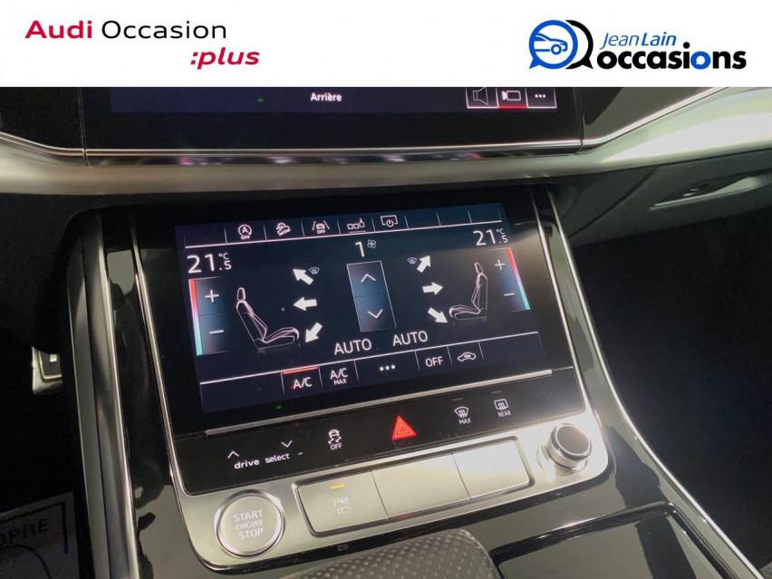 AUDI Q8 Q8 50 TDI 286 Tiptronic 8 Quattro S line 09/01/2019                                                      en vente à Seynod - Image n°14