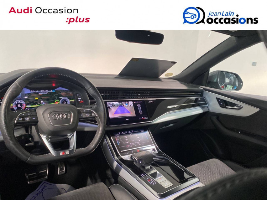 AUDI Q8 Q8 50 TDI 286 Tiptronic 8 Quattro S line 09/01/2019                                                      en vente à Seynod - Image n°18