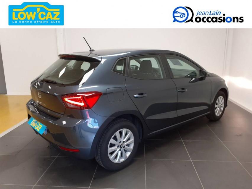 SEAT IBIZA Ibiza 1.0 80 ch S/S BVM5 Style 23/01/2019                                                      en vente à Sassenage - Image n°5
