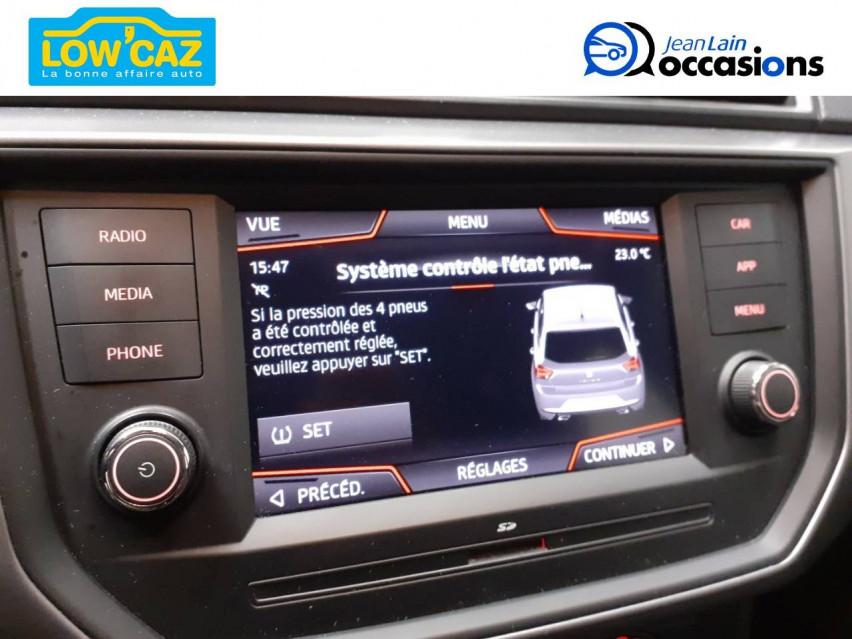 SEAT IBIZA Ibiza 1.0 80 ch S/S BVM5 Style 23/01/2019                                                      en vente à Sassenage - Image n°21