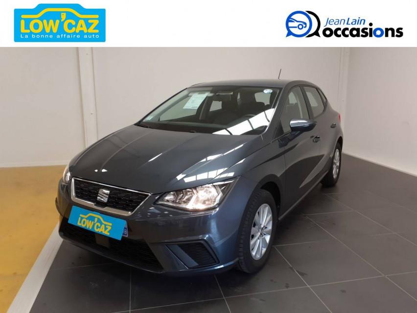 SEAT IBIZA Ibiza 1.0 80 ch S/S BVM5 Style 23/01/2019                                                      en vente à Sassenage - Image n°1