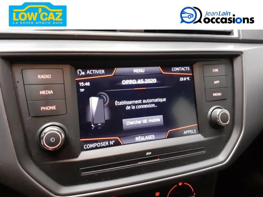 SEAT IBIZA Ibiza 1.0 80 ch S/S BVM5 Style 23/01/2019                                                      en vente à Sassenage - Image n°16