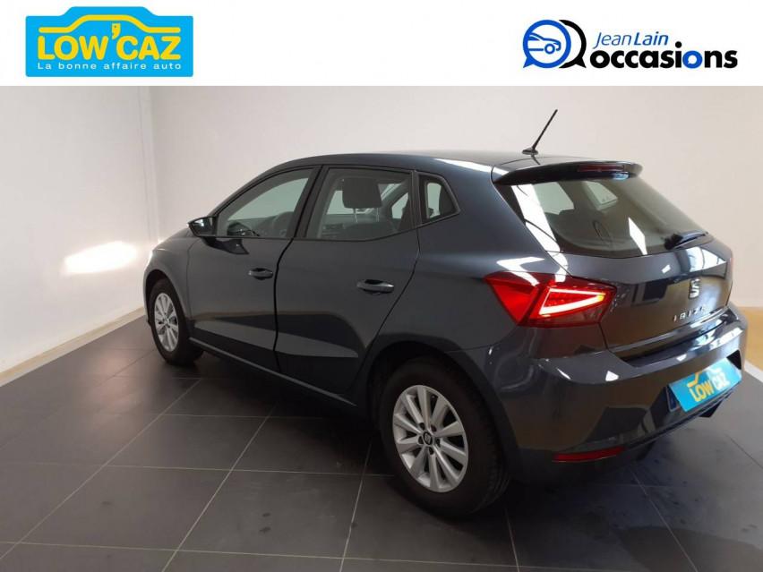 SEAT IBIZA Ibiza 1.0 80 ch S/S BVM5 Style 23/01/2019                                                      en vente à Sassenage - Image n°7
