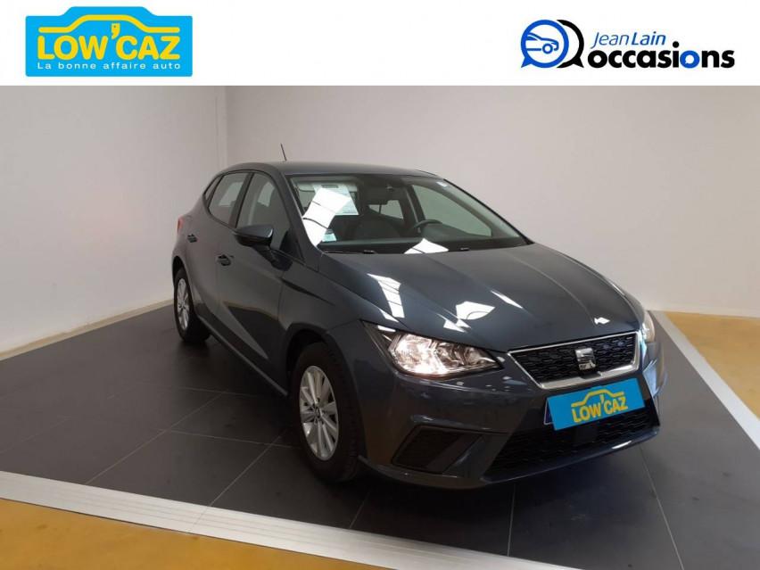 SEAT IBIZA Ibiza 1.0 80 ch S/S BVM5 Style 23/01/2019                                                      en vente à Sassenage - Image n°3