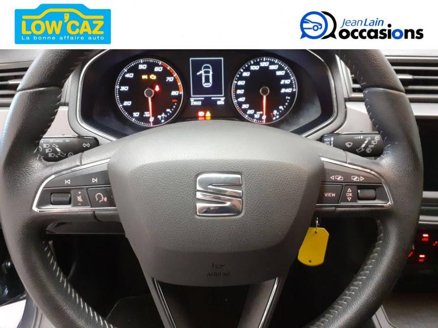 SEAT IBIZA Ibiza 1.0 80 ch S/S BVM5 Style 23/01/2019                                                      en vente à Sassenage - Image n°12