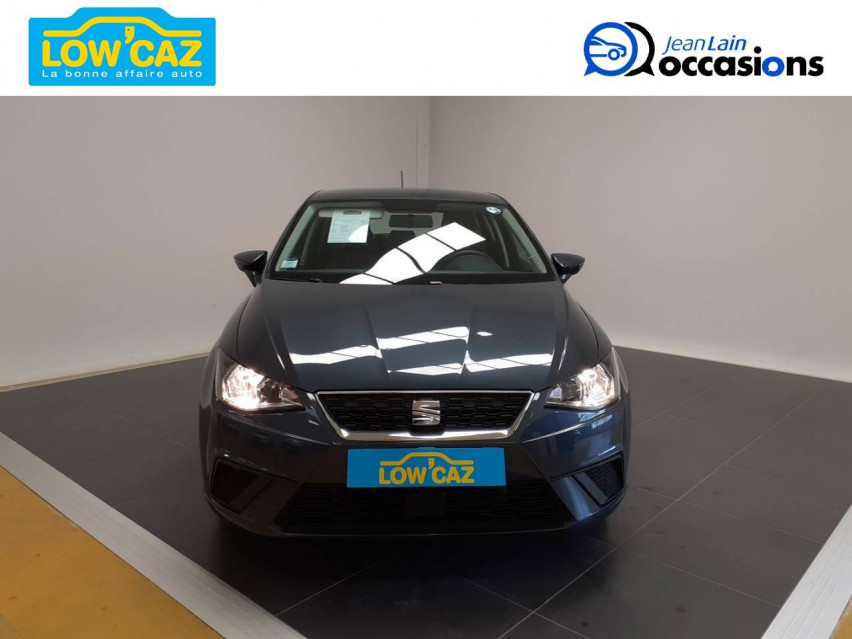 SEAT IBIZA Ibiza 1.0 80 ch S/S BVM5 Style 23/01/2019                                                      en vente à Sassenage - Image n°2