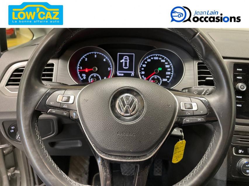 VOLKSWAGEN GOLF SPORTSVAN Golf Sportsvan 1.6 TDI 115 BMT FAP DSG7 Confortline 24/02/2018                                                      en vente à Sassenage - Image n°12