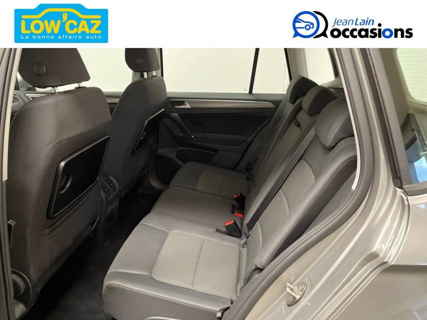 VOLKSWAGEN GOLF SPORTSVAN Golf Sportsvan 1.6 TDI 115 BMT FAP DSG7 Confortline 24/02/2018                                                      en vente à Sassenage - Image n°17