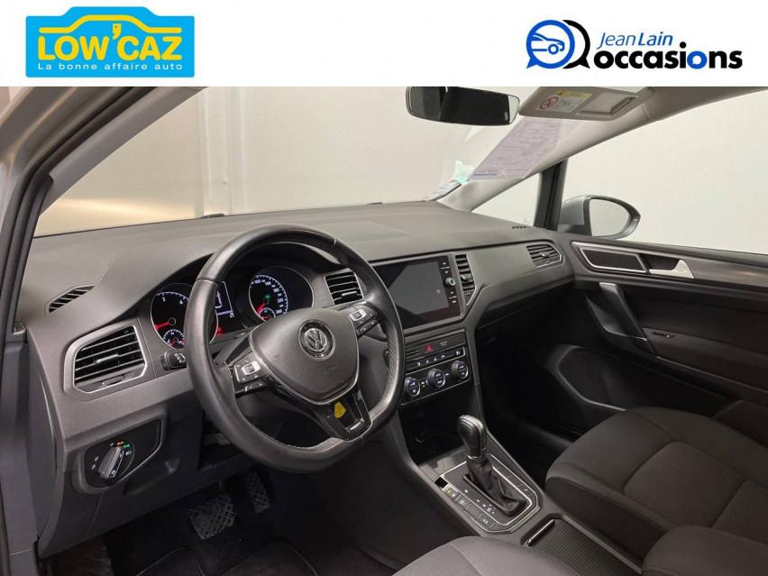 VOLKSWAGEN GOLF SPORTSVAN Golf Sportsvan 1.6 TDI 115 BMT FAP DSG7 Confortline 24/02/2018                                                      en vente à Sassenage - Image n°11