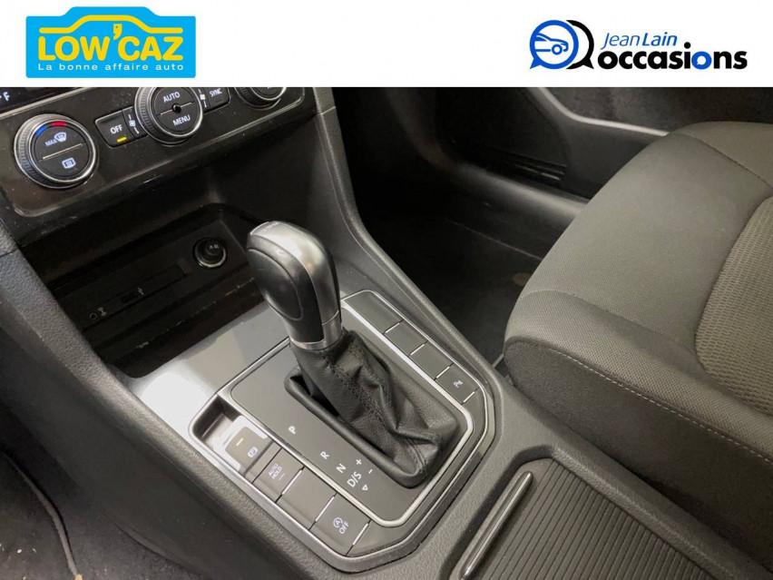 VOLKSWAGEN GOLF SPORTSVAN Golf Sportsvan 1.6 TDI 115 BMT FAP DSG7 Confortline 24/02/2018                                                      en vente à Sassenage - Image n°13