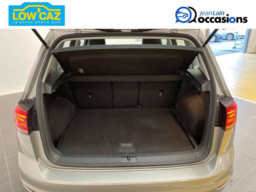 VOLKSWAGEN GOLF SPORTSVAN Golf Sportsvan 1.6 TDI 115 BMT FAP DSG7 Confortline 24/02/2018                                                      en vente à Sassenage - Image n°10
