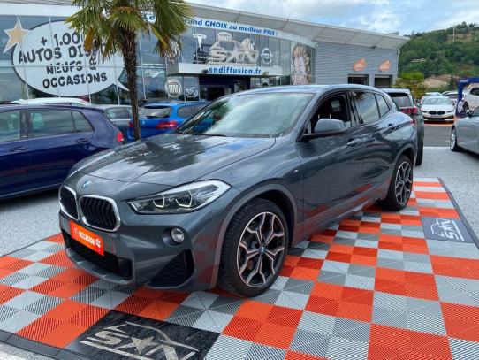 "Acheter BMW X2 XDRIVE 20D 190 M SPORT X BVA8 JA 19"" Toit Ouvrant chez SN Diffusion"