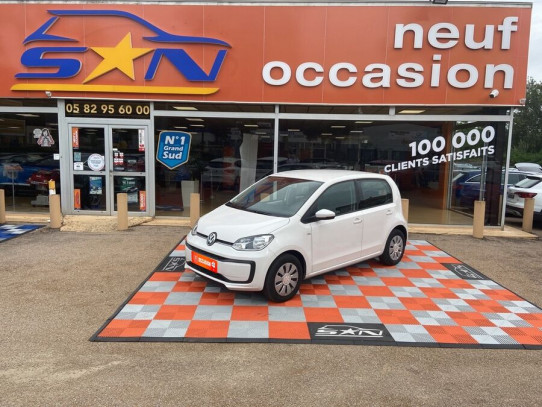 Acheter VOLKSWAGEN UP 1.0 CONNECT 60 chez SN Diffusion