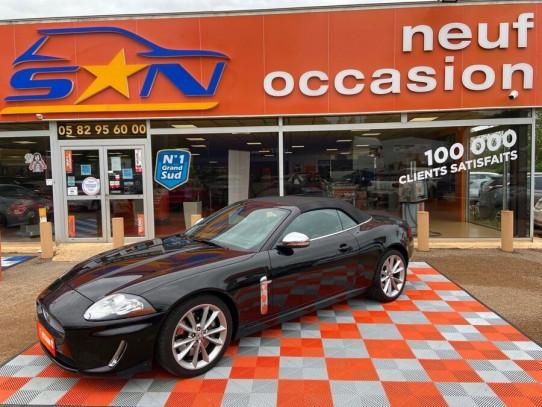 Acheter JAGUAR XK Cabriolet 5.0 V8 385 Portfolio chez SN Diffusion