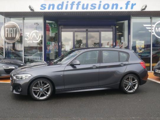 Acheter BMW Série 1 (F20) 118iA BVA8 136 M SPORT GPS Full LED JA18 chez SN Diffusion
