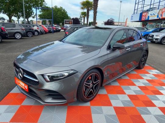 Acheter MERCEDES-BENZ Classe A 200D 8G-DCT AMG Line Pack Premium Plus et Sport Black chez SN Diffusion