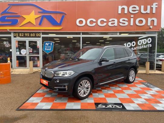 Acheter BMW X5 40DA 313 EXCLUSIVE CUIR TOIT OUVRANT HIFI Attelage chez SN Diffusion