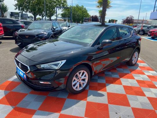 Acheter SEAT Leon New 2.0 TDI 150 DSG STYLE GPS FULL LED chez SN Diffusion