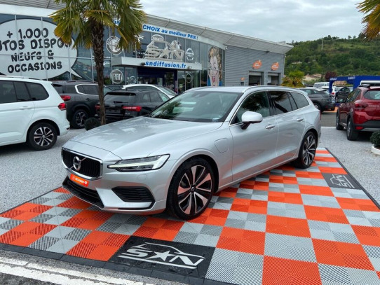 Acheter VOLVO V60 T8 390 Twin Engine AWD BUSINESS EXECUTIVE GPS LED chez SN Diffusion