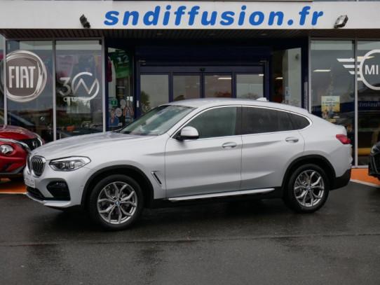Acheter BMW X4 New (G02) XDRIVE20D BVA8 190 X LINE chez SN Diffusion