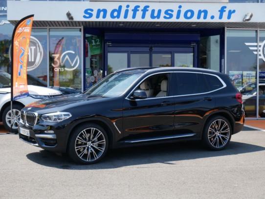 Acheter BMW X3 XDRIVE 30DA 265 BVA Luxury chez SN Diffusion