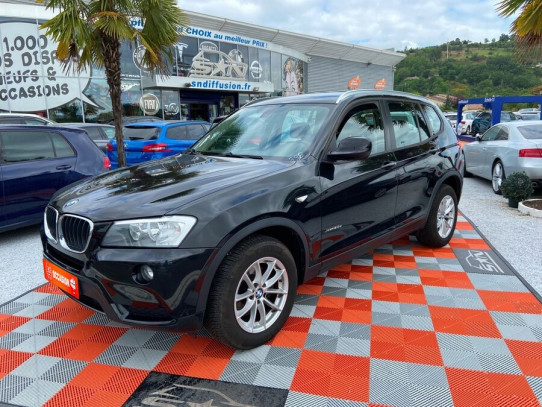 Acheter BMW X3 2.0 I 184 D CONFORT XDRIVE chez SN Diffusion