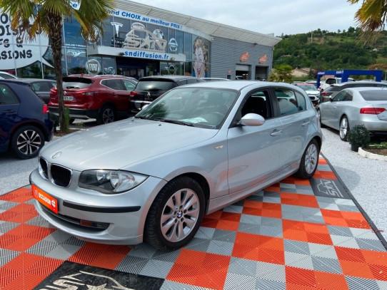 Acheter BMW Série 1 118 D 143 CONFORT GPS chez SN Diffusion