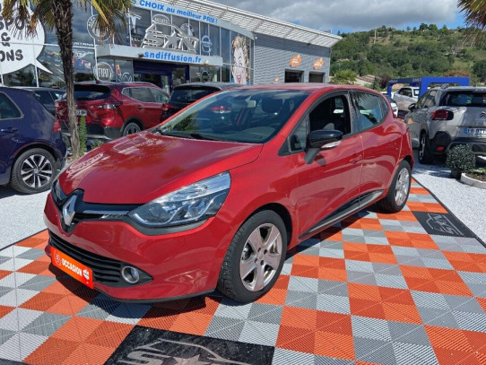 Acheter RENAULT Clio IV 0.9 TCE 90 INTENS chez SN Diffusion