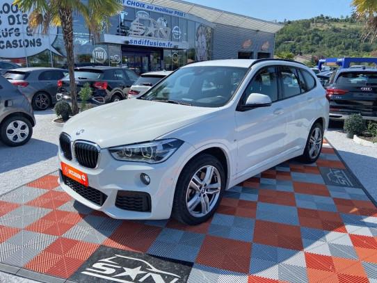 Acheter BMW X1 (F48) XDRIVE 20 D M SPORT BVA8 chez SN Diffusion
