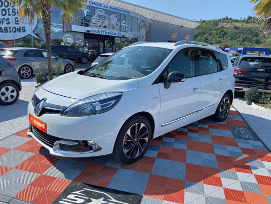 Acheter RENAULT Grand Scenic III 1.6 DCI 130 BOSE PACK EASY chez SN Diffusion