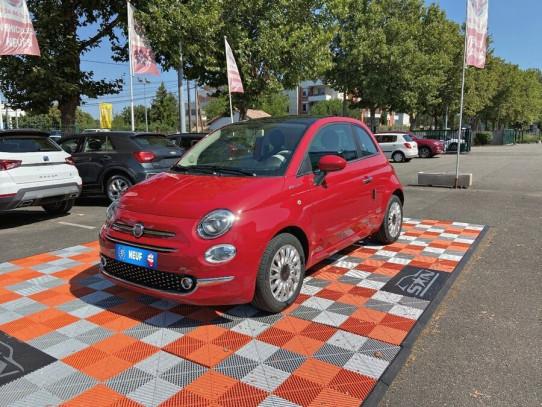 Acheter FIAT 500 Hybrid 1.0 BSG 70 DOLCEVITA Clim Auto Toit Pano. Radars Recul chez SN Diffusion