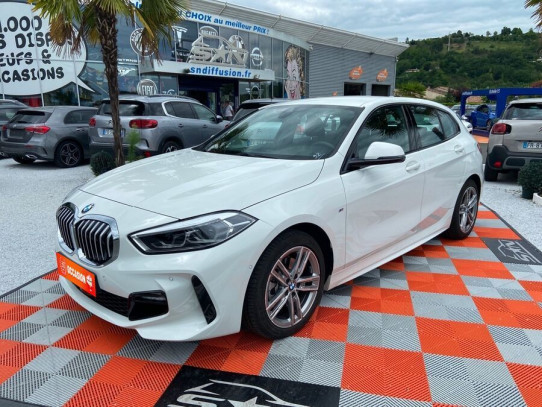 Acheter BMW Série 1 (F40) 118D 150 BVA8 MSPORT GPS Full LED Gtie. 3ans chez SN Diffusion