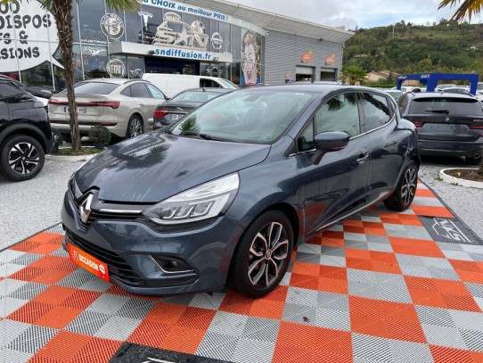 Acheter RENAULT Clio IV 0.9 TCE 90 INTENS GPS FULL LED chez SN Diffusion