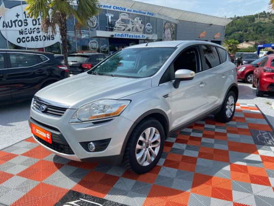 Acheter FORD Kuga 2.0 TDCI 136 PACK CUIR chez SN Diffusion